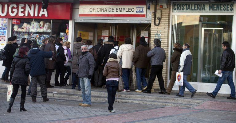 Πάνω και από την Ισπανία η ανεργία στην Ελλάδα! 26,8%! | Newsit.gr