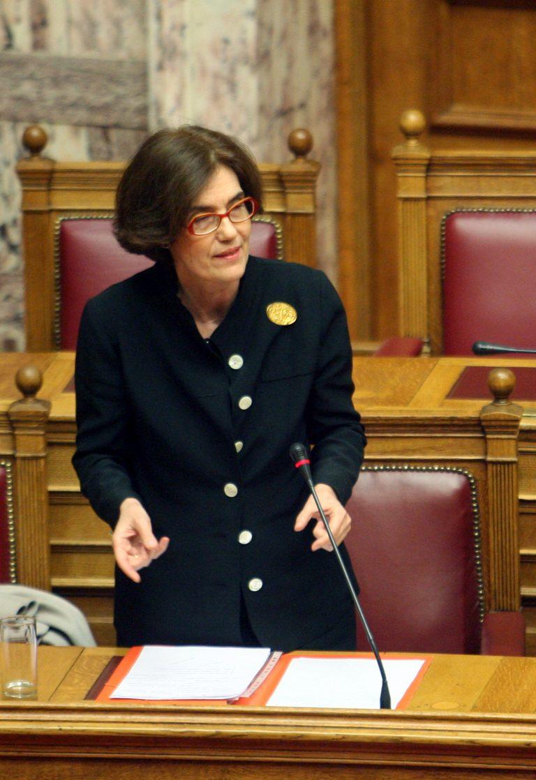 Σκοπούλη: Πρότεινε τρία χρόνια άδεια μετά τον τοκετό για τις γυναίκες στο Δημόσιο! | Newsit.gr