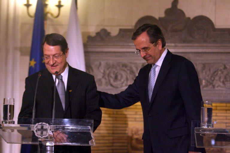 Σε μυστική σύσκεψη αργά το βράδυ της Πέμπτης στο σπίτι του πρωθυπουργού αποφασίστηκε η πώληση των υποκαταστημάτων των Κυπριακών τραπεζών στην Ελλάδα   Newsit.gr