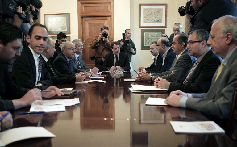 Μόνο όχι εισπράττει η Κύπρος από τους εταίρους της – Η τρόικα απέρριψε το μεγαλύτερο μέρος του σχεδίου Αναστασιάδη | Newsit.gr