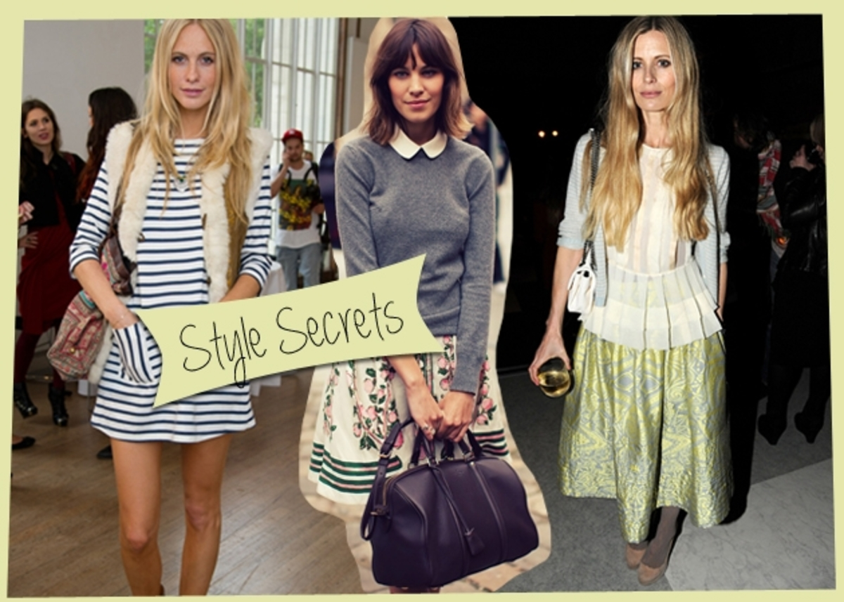 A.Chung, P.Delevingne, L.Bailey: Τρία fashion icons αποκαλύπτουν τα μυστικά του στιλ τους | Newsit.gr