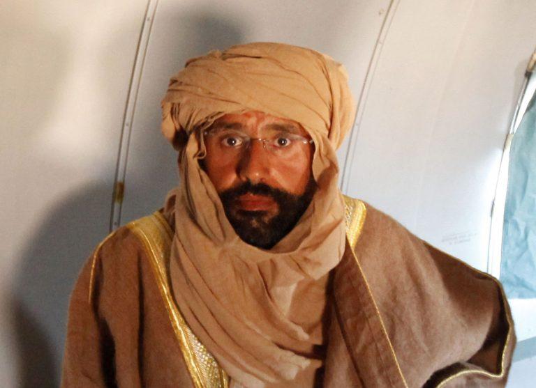 Αντιμέτωπος με τη θανατική ποινή ο γιος του Καντάφι- ΒΙΝΤΕΟ | Newsit.gr