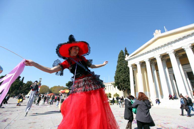 Το πλακιώτικο καρναβάλι στο Ζάππειο – Δείτε ΦΩΤΟ | Newsit.gr