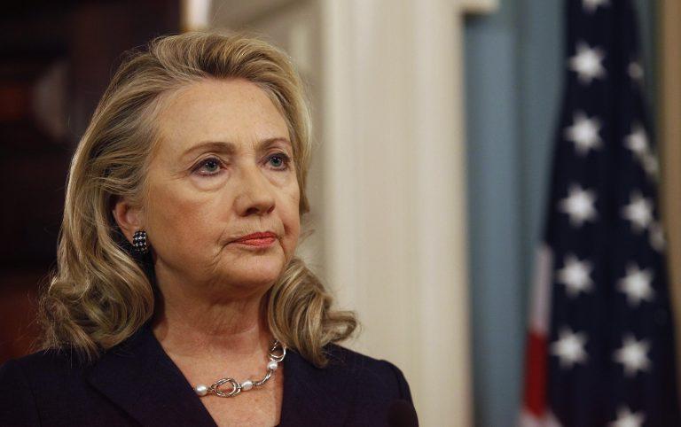 Καλύτερα στην υγεία της η Χίλαρι Κλίντον | Newsit.gr