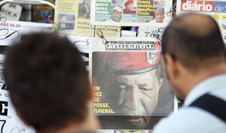 Στην Βενεζουέλα στην κηδεία του Τσάβες ο Αλέξης Τσίπρας | Newsit.gr