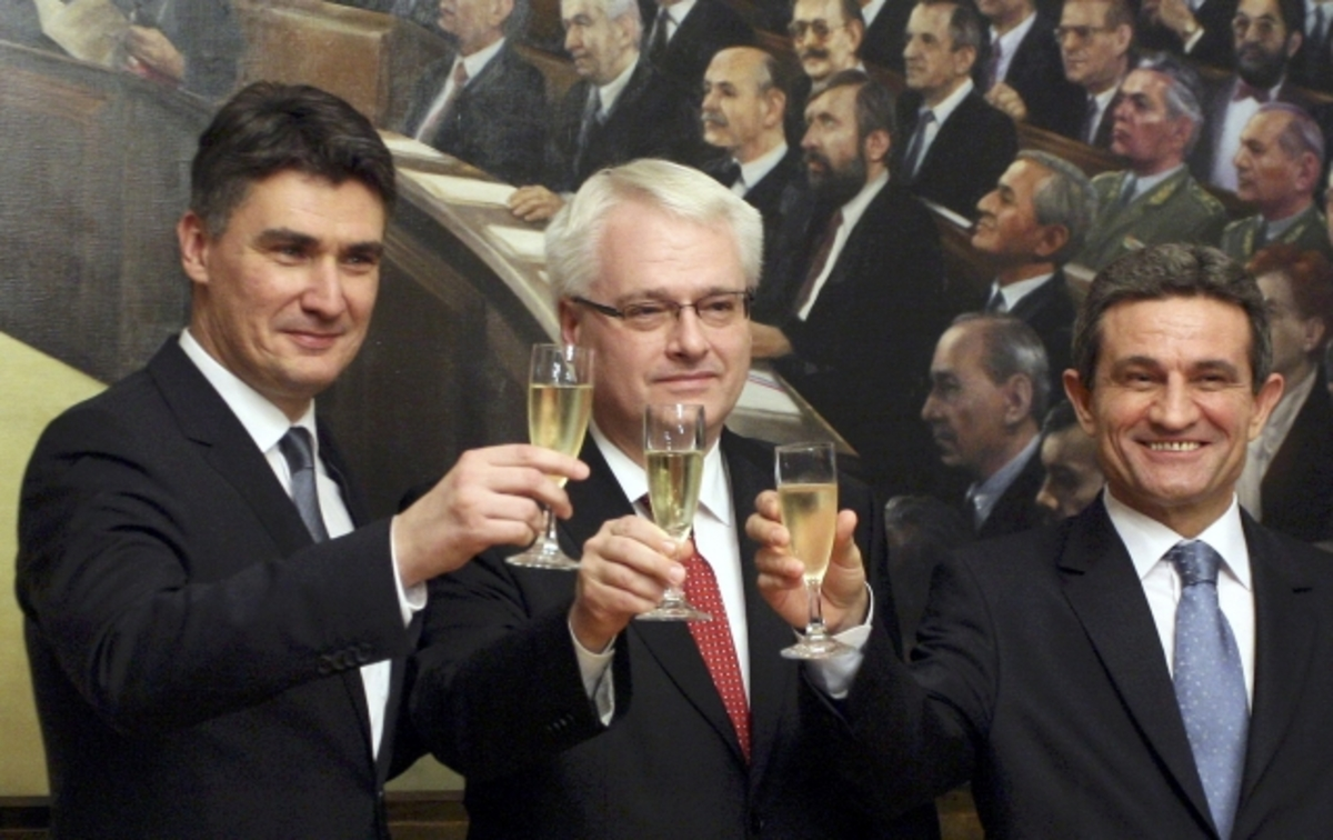 Κι όμως κάποιοι κάνουν δημοψηφίσματα – Ναι της Κροατίας στην ΕΕ   Newsit.gr