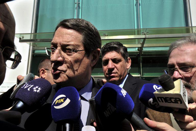Αναστασιάδης: Η Βουλή θα απορρίψει το νομοσχέδιο για το κούρεμα των καταθέσεων – Έχω εναλλακτικό σχέδιο! | Newsit.gr