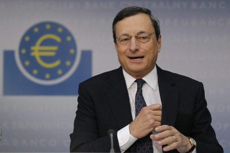 Ανάσα για την Ελλάδα η απόφαση Ντράγκι για αγορά ομολόγων | Newsit.gr