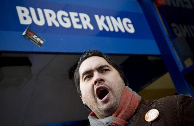 Απεργία σε: McDonald's, Wendy's, Taco Bell, KFC και Pizza Hut | Newsit.gr