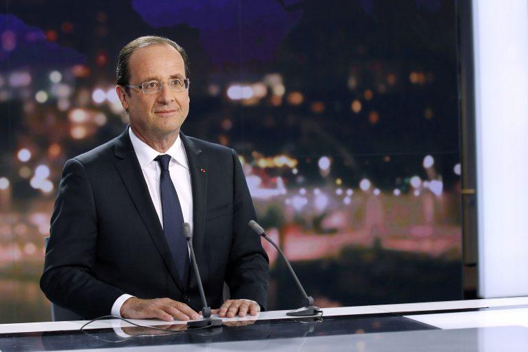 Ολάντ:Δεν μίλησε σωστά η Λαγκάρντ   Newsit.gr