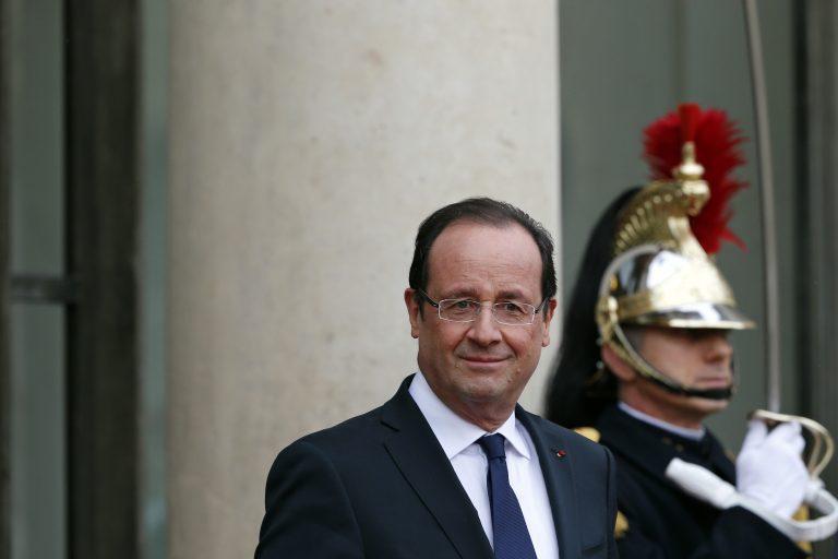 Ολάντ: Είναι καθήκον μου να βρω μια λύση για την Ελλάδα!   Newsit.gr