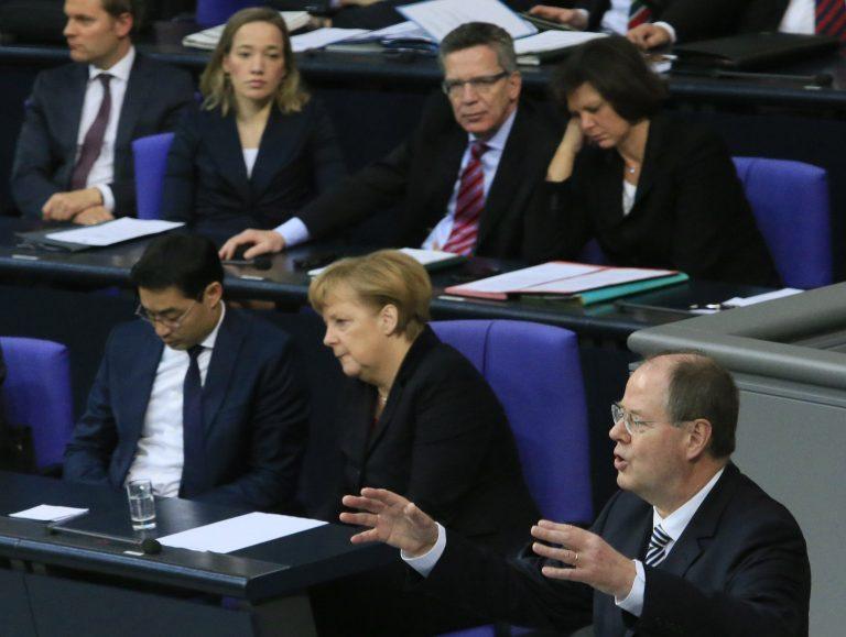 Αναβολή της ψήφισης του ελληνικού προγράμματος από την Γερμανική Βουλή ζήτησε το SPD   Newsit.gr