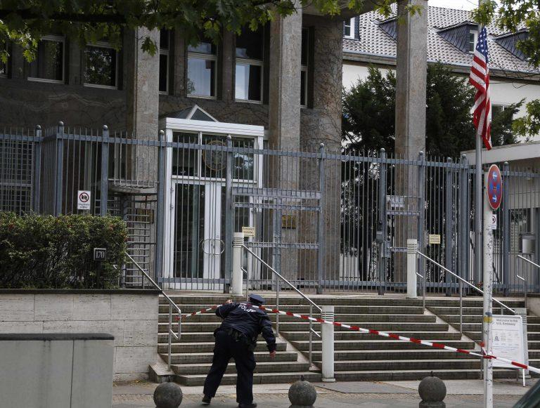 Ξανάνοιξε το προξενείο των ΗΠΑ στο Βερολίνο – Λάθος ο συνεγερμός | Newsit.gr