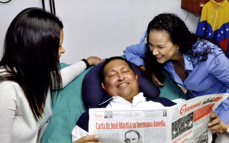 Έστειλαν τον Τσάβες στην Βενεζουέλα για να πεθάνει | Newsit.gr