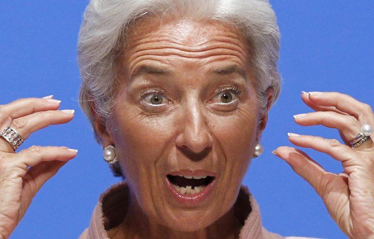 Λαγκάρντ: Καλές οι αποφάσεις αλλά πρέπει να εφαρμόζονται κιόλας | Newsit.gr
