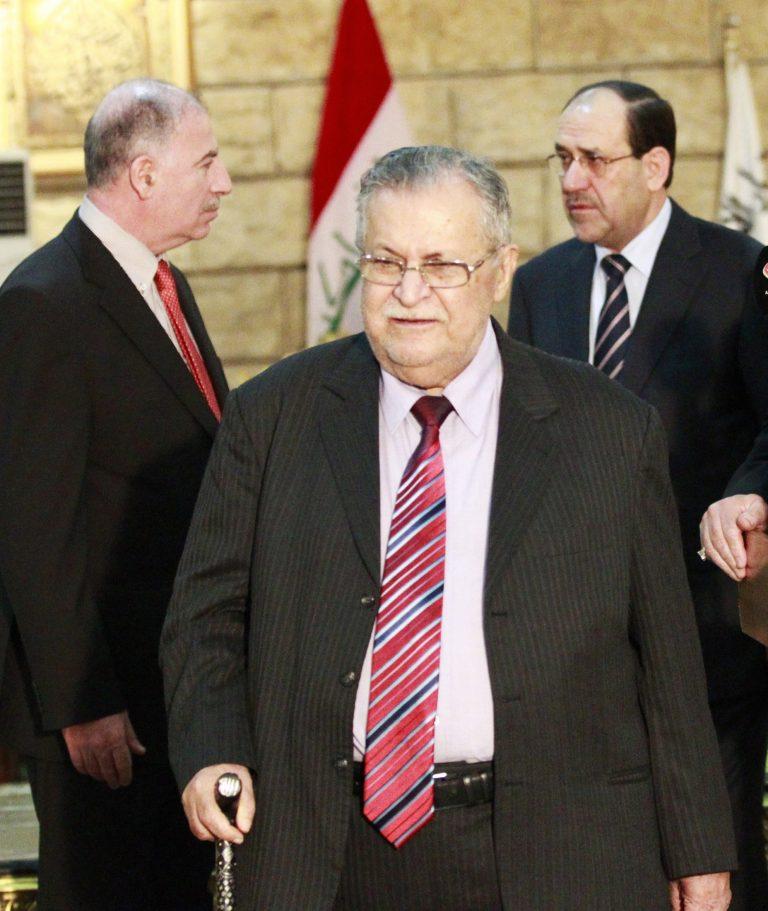 Εκτάκτως στο νοσοκομείο ο Πρόεδρος του Ιράκ | Newsit.gr
