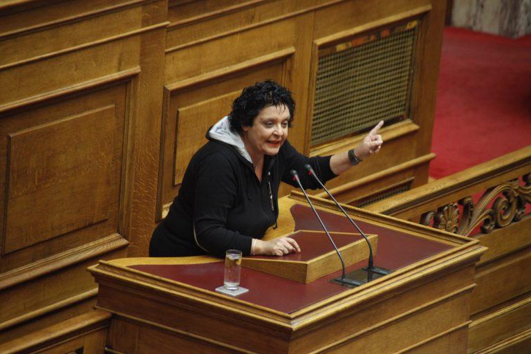 Κανέλλη: Ξέρω ποιός άνοιξε το σπίτι μου   Newsit.gr