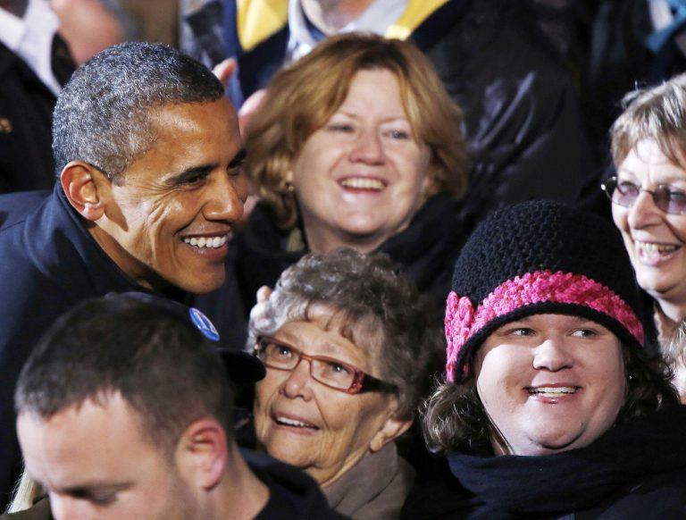 Οι ευρωπαίοι ψηφίζουν Ομπάμα | Newsit.gr