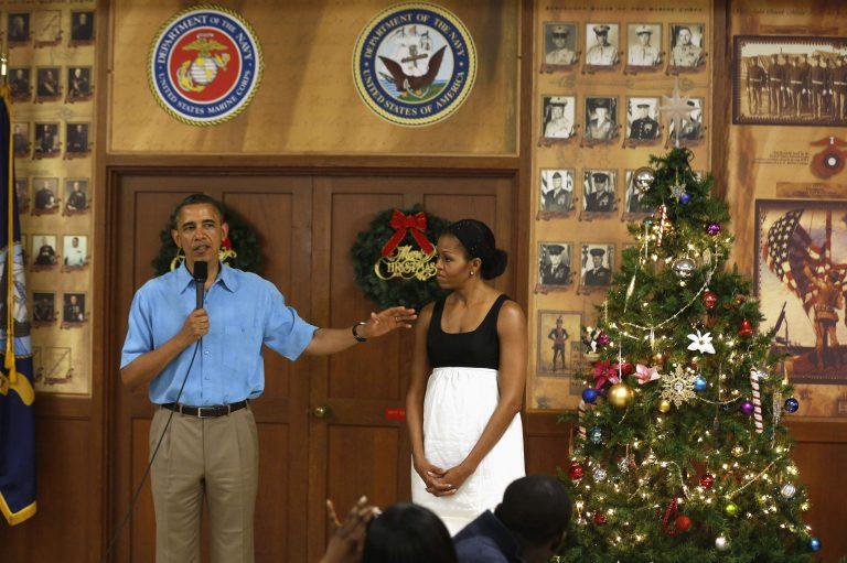 Άρον – άρον διέκοψε τις διακοπές του ο Ομπάμα | Newsit.gr