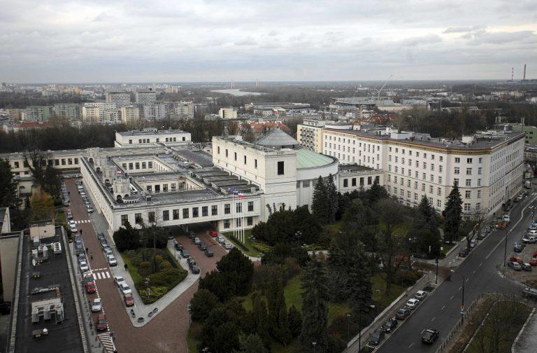 Τον έπιασαν πριν ανατινάξει το Πολωνικό Κοινοβούλιο! | Newsit.gr