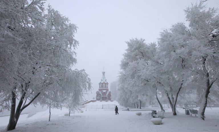 Πεθαίνουν από το κρύο στους -51 και -23 βαθμούς σε Ρωσία και Ουκρανία | Newsit.gr