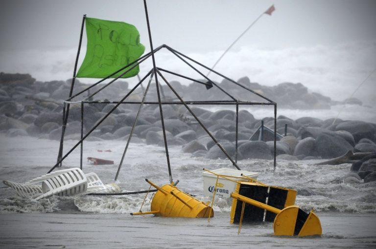 Ο Ερνέστο ετοιμάζεται να χτυπήσει τον Κόλπο του Μεξικού | Newsit.gr