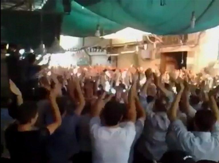 Κάνει πίσω το καθεστώς 'Ασαντ;   Newsit.gr