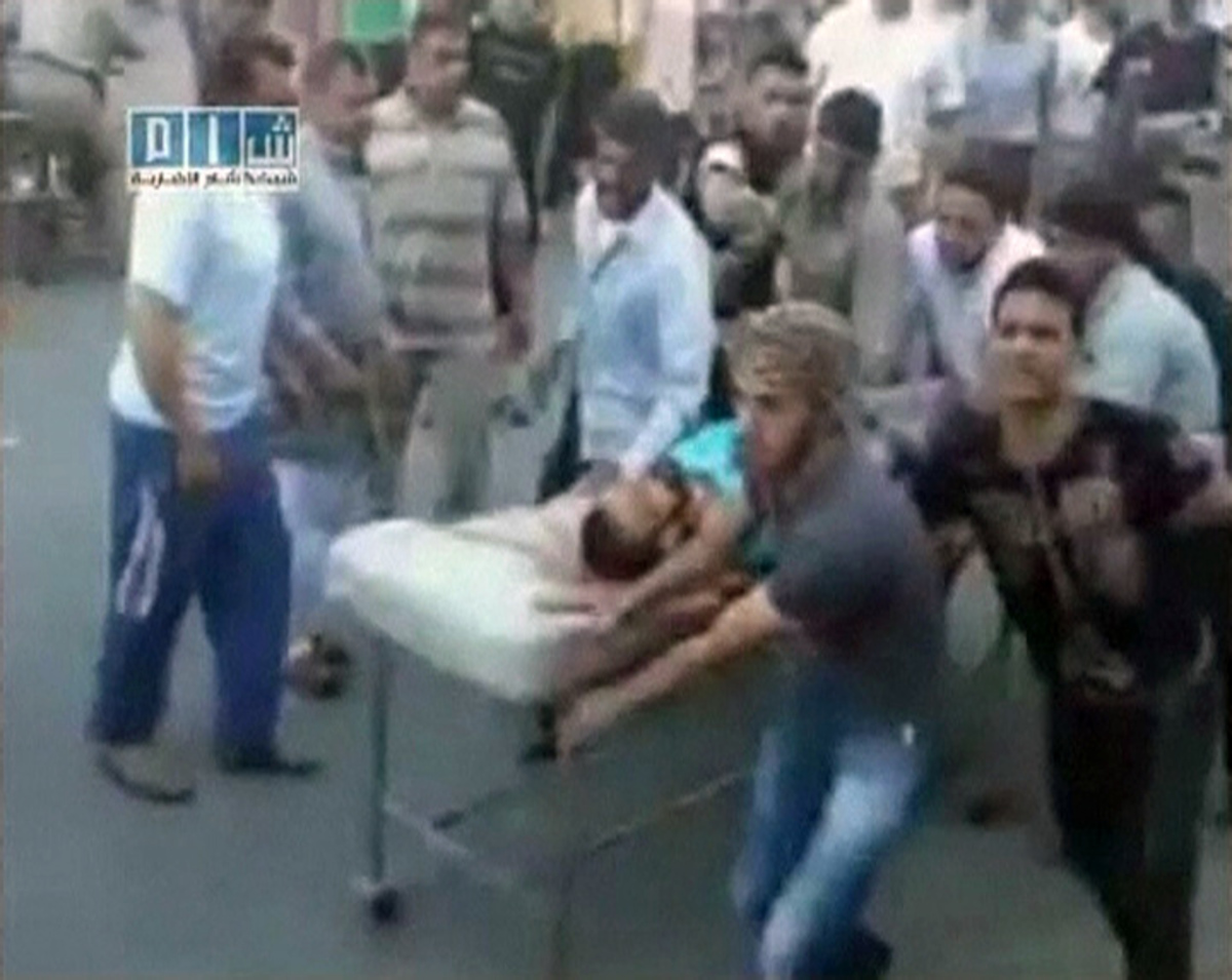 «Συμμορίες προκαλούν τις διαδηλώσεις στη Συρία», επιμένει ο Ασαντ | Newsit.gr