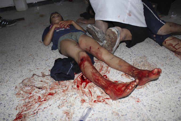 27 κέντρα βασανισμού έχει ο Άσαντ! – video | Newsit.gr