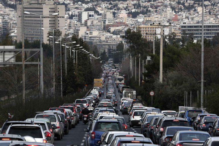 Η πιο δύσκολη μέρα να κυκλοφορείς στην Αθήνα! | Newsit.gr