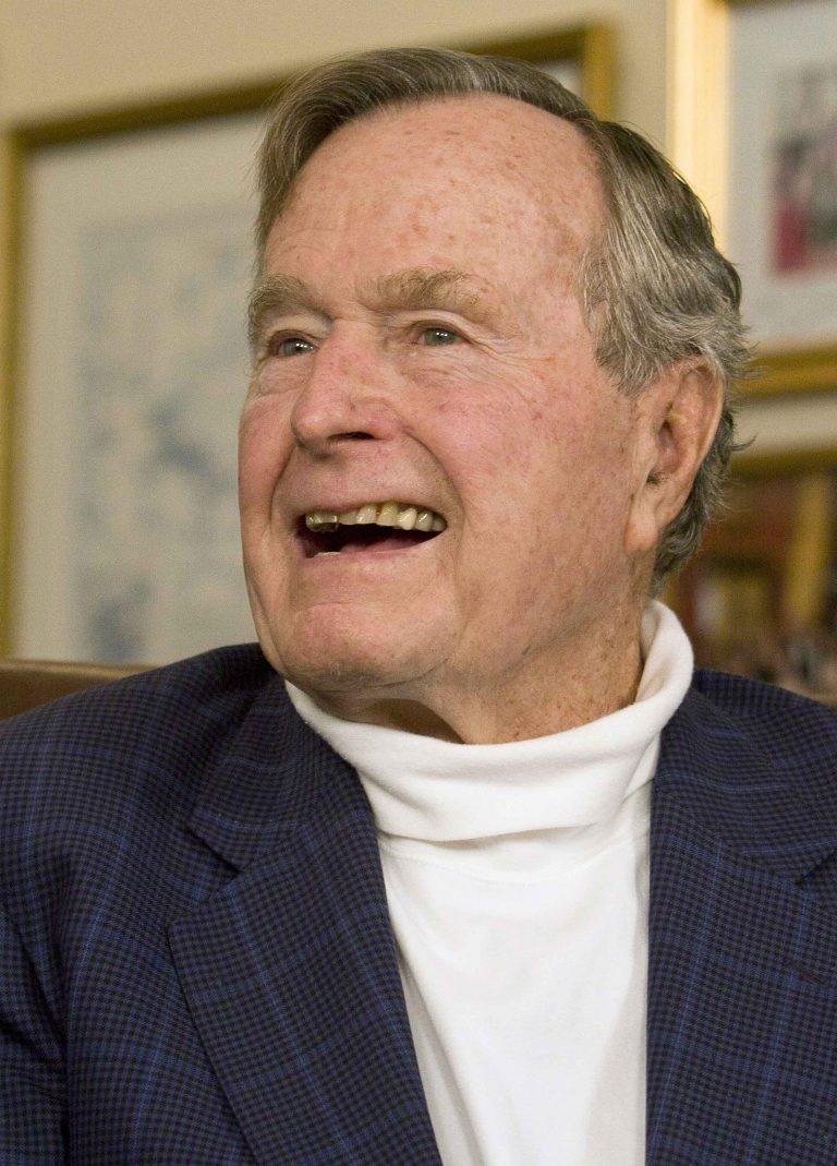 Στο νοσοκομείο ο πρώην Πρόεδρος των ΗΠΑ Τζωρτζ Μπους ο πρεσβύτερος | Newsit.gr