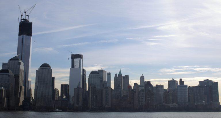 Έτσι μπαίνει η οροφή στο One World Trade Center – ΦΩΤΟ   Newsit.gr