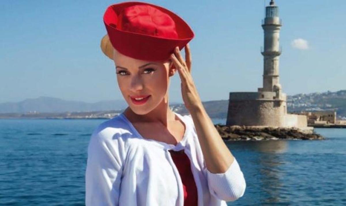 Ζ. Μακρυπούλια: Το ταξίδι στην Κρήτη και η εντυπωσιακή της φωτογράφηση στο νησί! | Newsit.gr