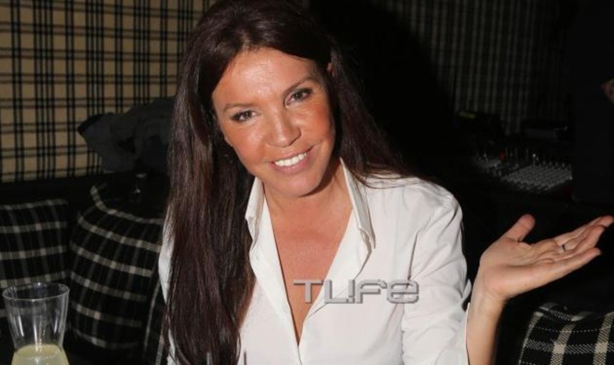 Β. Μπάρμπα: Πάρτυ με φίλους για τα γενέθλιά της! Φωτογραφίες | Newsit.gr