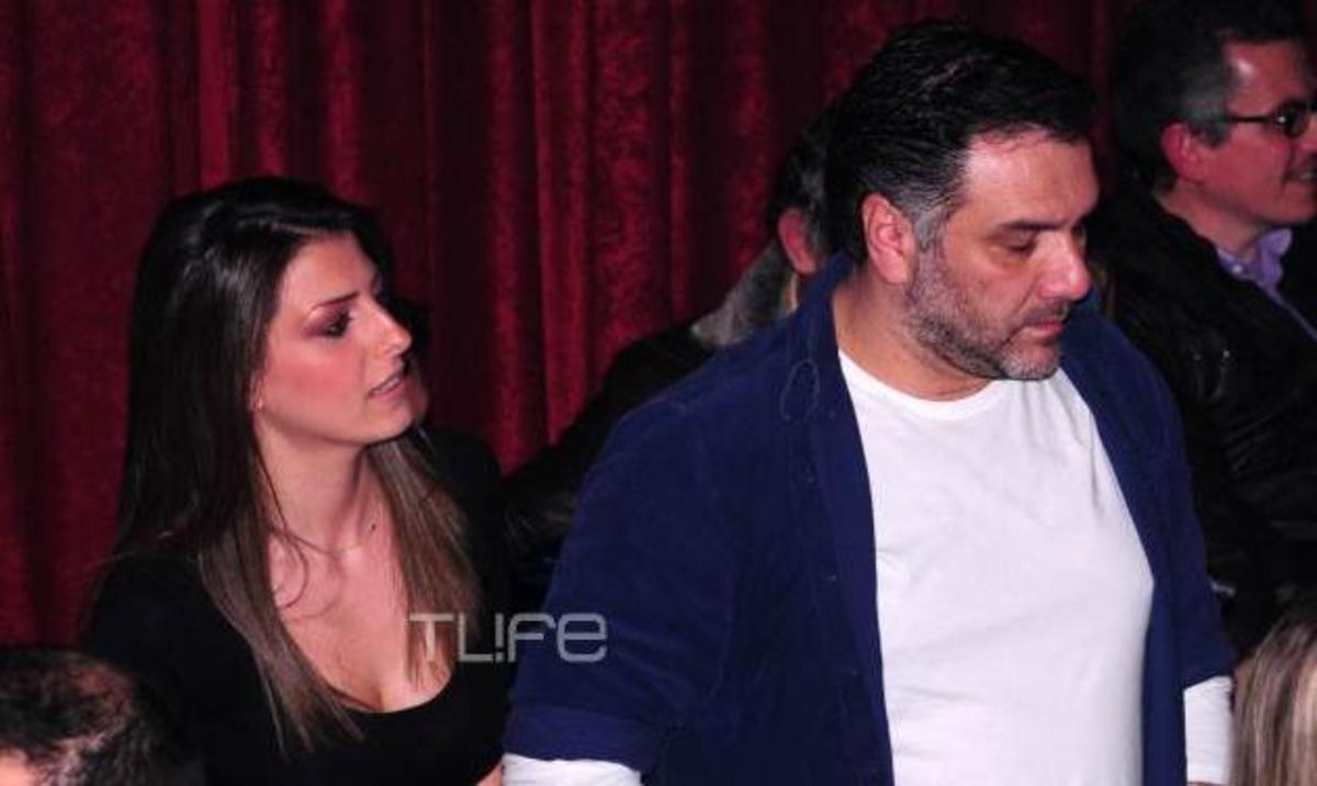 Γ. Αρναούτογλου – Κ. Κόκλα: Παντού μαζί! Δες πού διασκέδασαν το βράδυ της Παρασκευής | Newsit.gr
