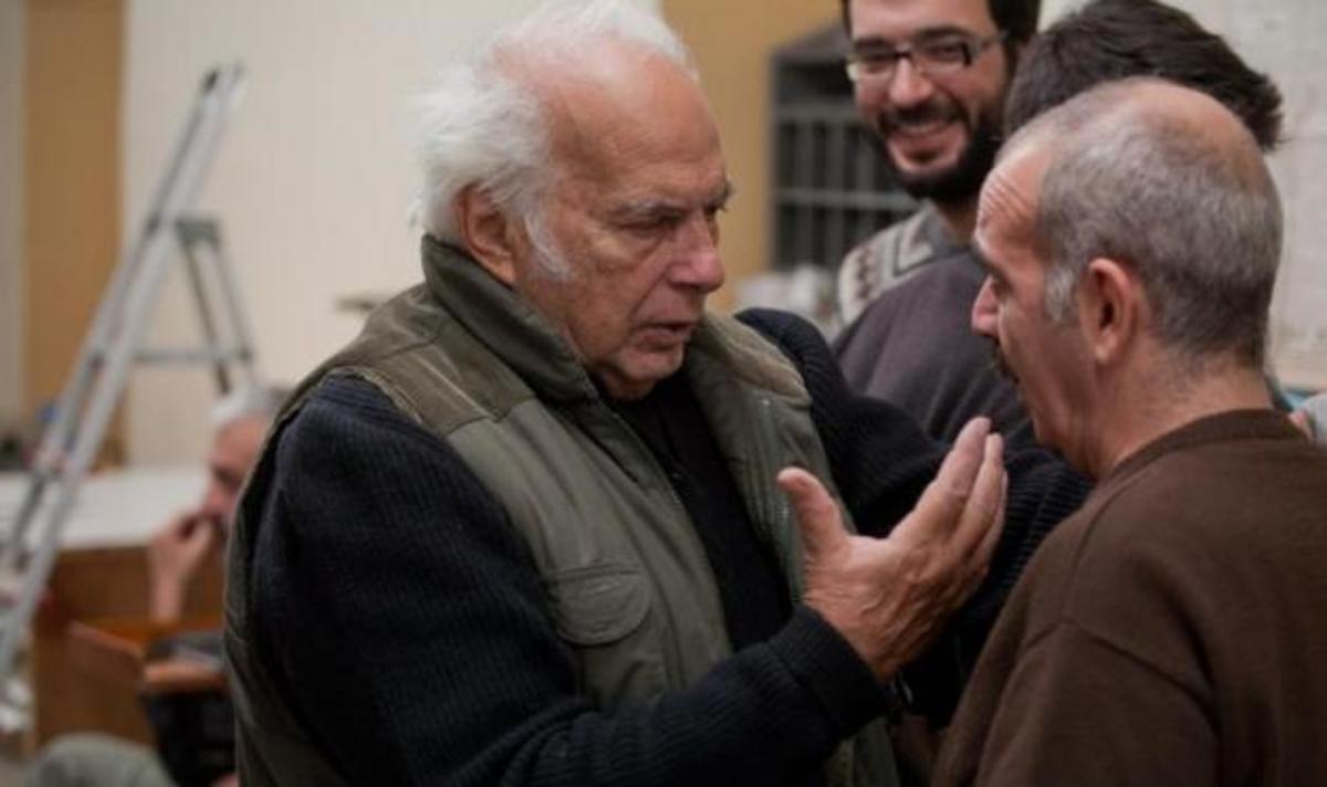 N. Κούνδουρος: Κλείνει την καριέρα του στον κινηματογράφο με την ταινία »Ένα πλοίο για την Παλαιστίνη» | Newsit.gr
