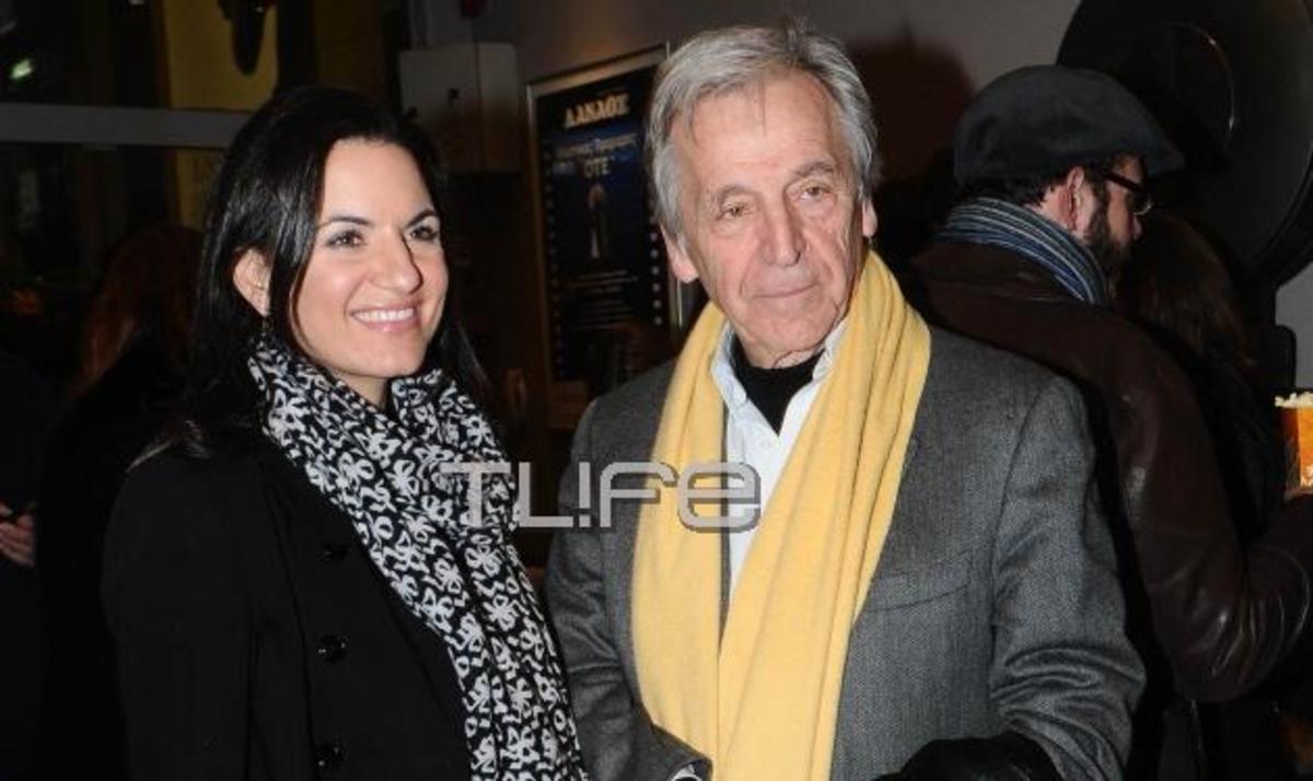 Ο. Κεφαλογιάννη – Γ. Νταλάρας και άλλοι επώνυμοι στην πρεμιέρα του Κ. Γαβρά! | Newsit.gr
