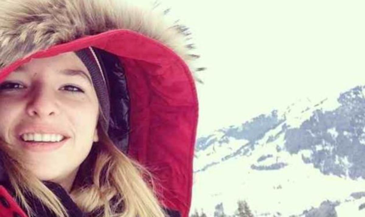 Η χιονισμένη Πρωτοχρονιά της Ε. Κούρκουλου! Φωτογραφίες | Newsit.gr