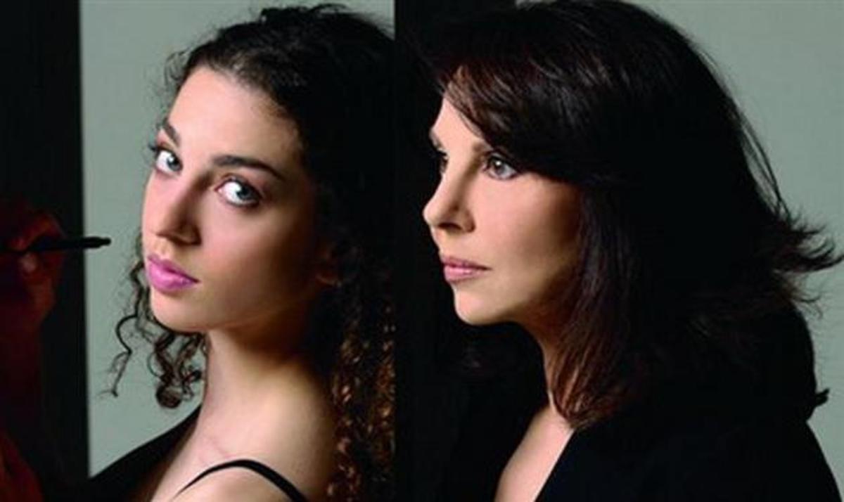 H όμορφη κόρη της Μπέτυ Λιβανού, ξεσηκώνει τη Λατινική Αμερική   Newsit.gr