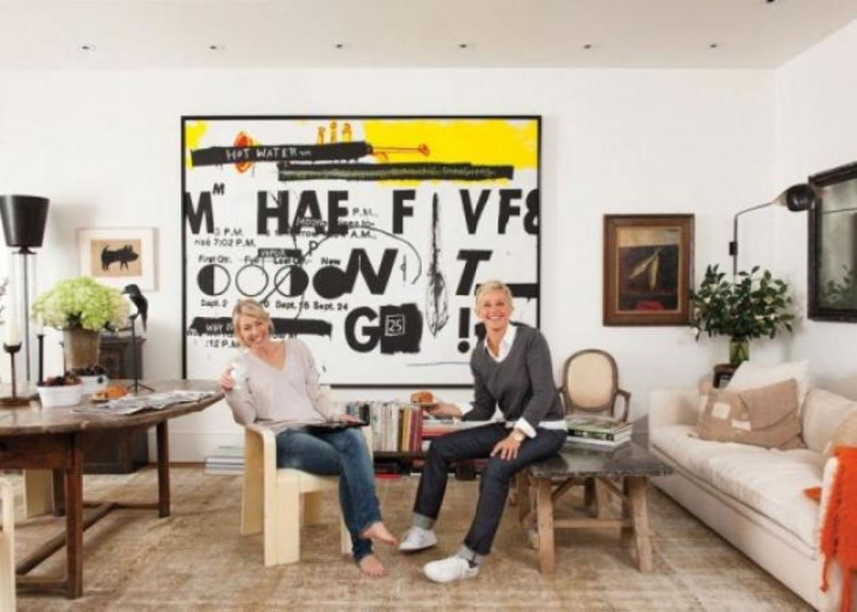 Στο σπίτι της Ellen DeGeneres στο Beverly Hills! | Newsit.gr
