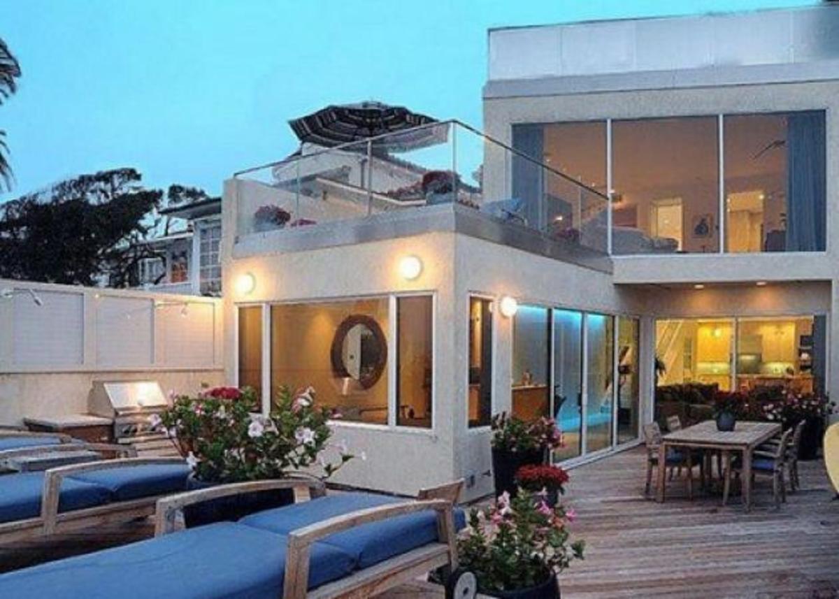 To σπίτι του Jim Carrey! | Newsit.gr