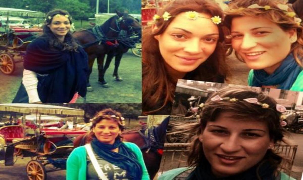 M. Tσουρή: Ταξίδι με τον Παναγιώτη στην Κωνσταντινούπολη, λίγο μετά το γάμο!  Δες φωτογραφίες | Newsit.gr