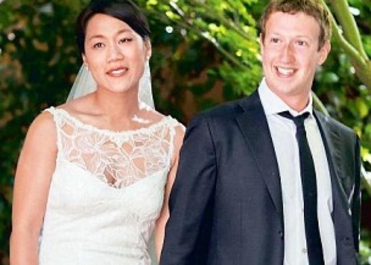 Πόσο κοστίζει το νυφικό της mrs. Facebook; Ποιός οίκος το υπογράφει; | Newsit.gr