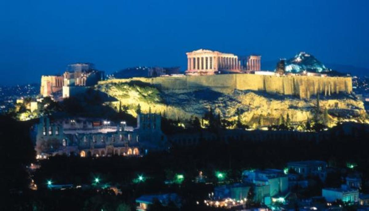 Η ιστορική πολη της… Αθήνας! Μια πόλη που δεν κοιμάται ποτέ… | Newsit.gr