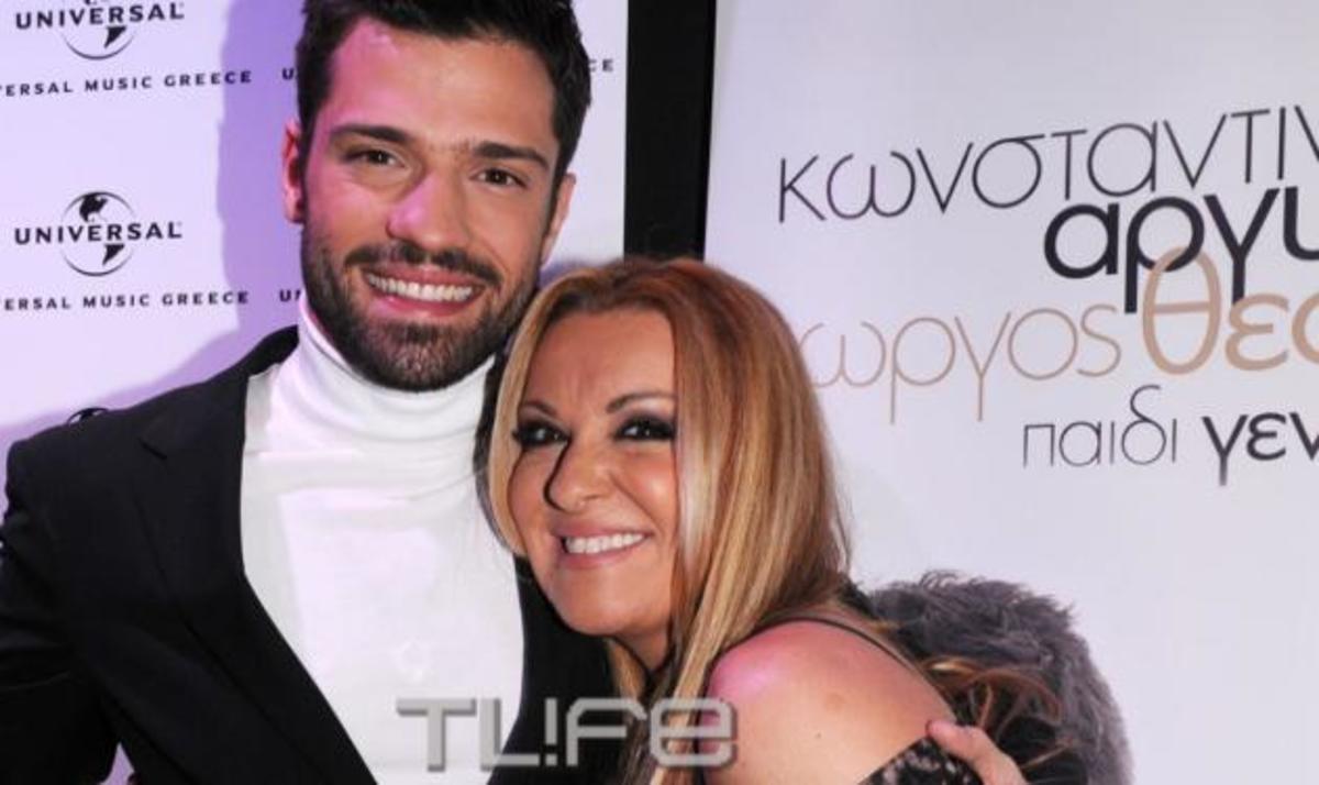 Κ. Αργυρός: Πλήθος επωνύμων στην παρουσίαση του νέου του άλμπουμ! Φωτογραφίες | Newsit.gr