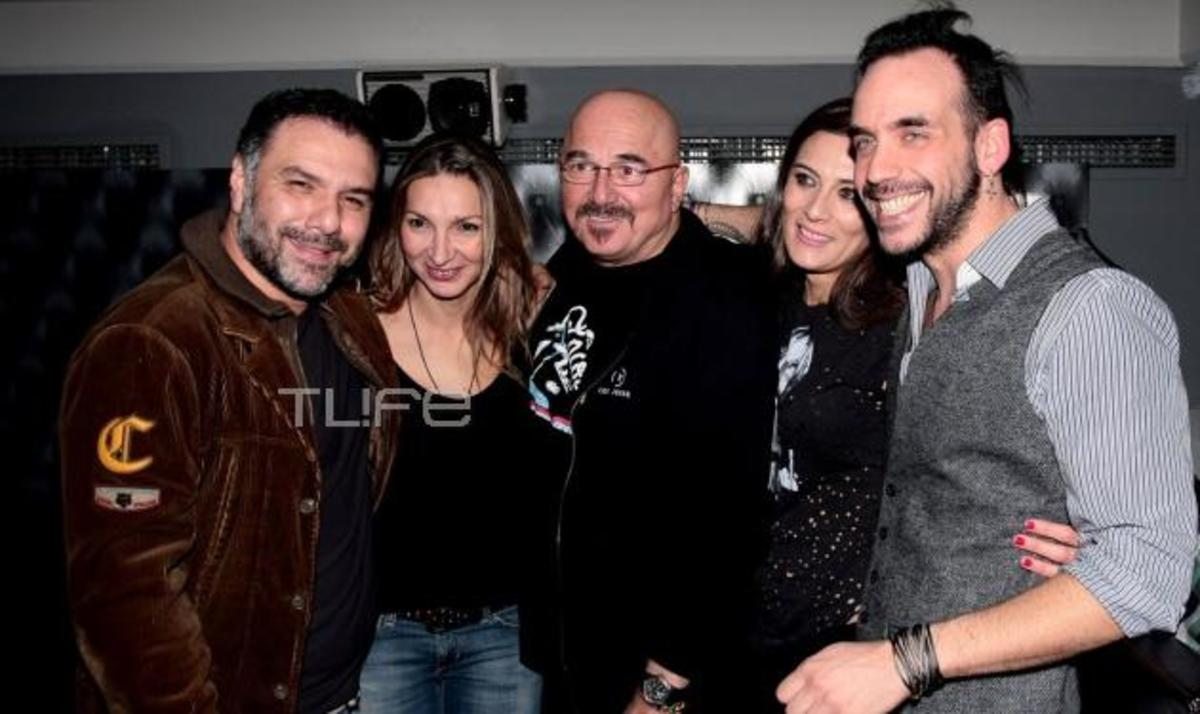 Γρ. Αρναούτογλου: Εγκαίνια με διάσημους καλεσμένους και την αγαπημένη του Κατερίνα! | Newsit.gr
