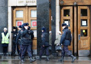 LIVE: Έκρηξη στο μετρό της Αγίας Πετρούπολης! Νέο σοκαριστικό βίντεο – ΣΚΛΗΡΕΣ ΕΙΚΟΝΕΣ