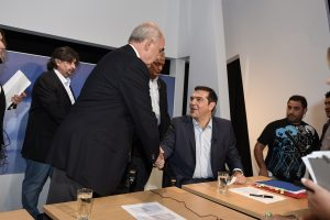 Debate πολιτικών αρχηγών: Τσίπρας και Μεϊμαράκης θα βγάζουν κάρτα!