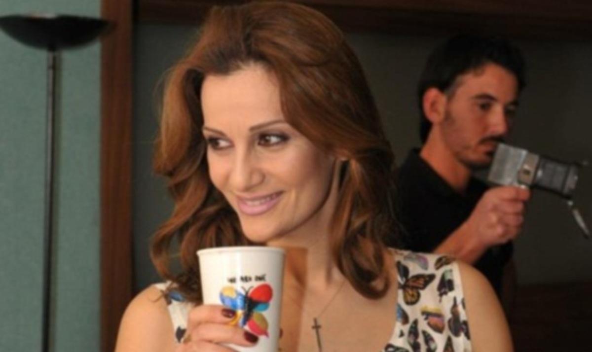 Δ. Ολυμπίου: Οι πρώτες φωτογραφίες από το στούντιο ηχογράφησης για το τραγούδι της Eurovision! | Newsit.gr