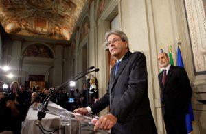 Νέος πρωθυπουργός της Ιταλίας ο Πάολο Τζεντιλόνι